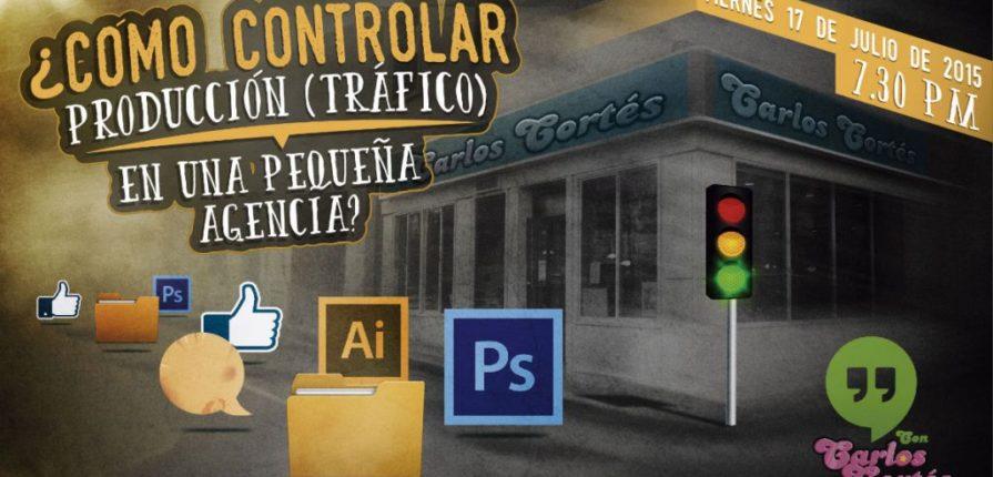 Como controlar produccion en una pequeña agencia de publicidad