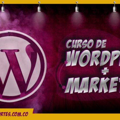 Curso de Wordpress para Empresarios y Emprendedores
