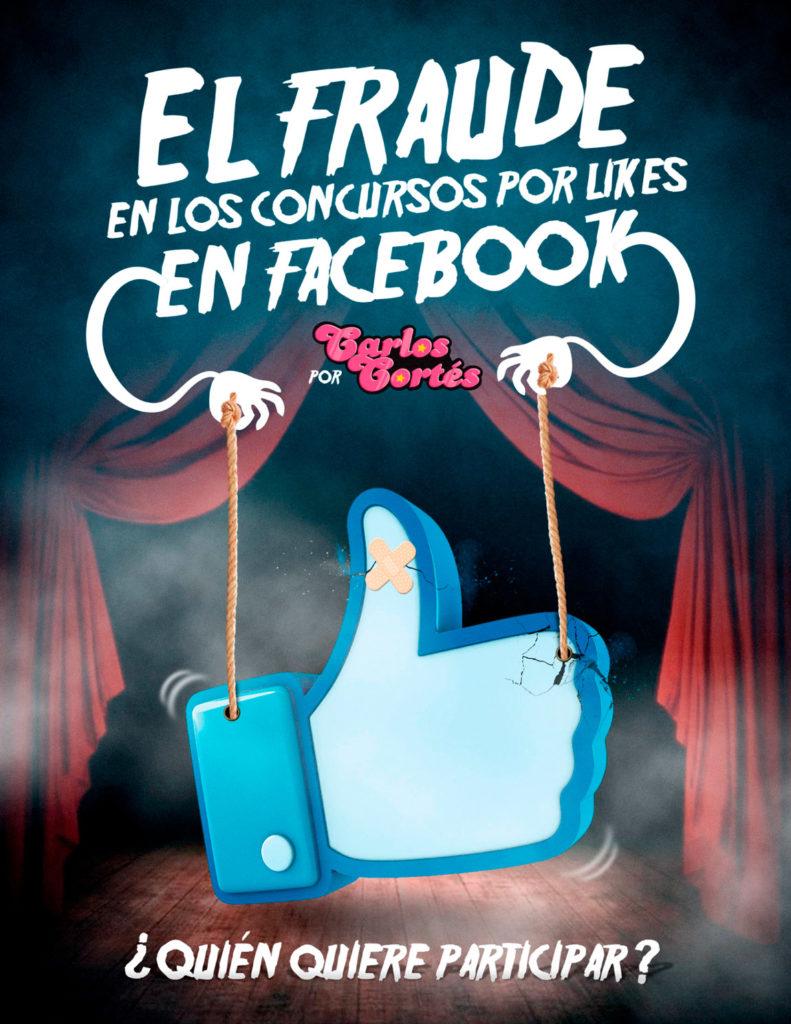 El Fraude en los Concursos por Likes en Facebook Ebook