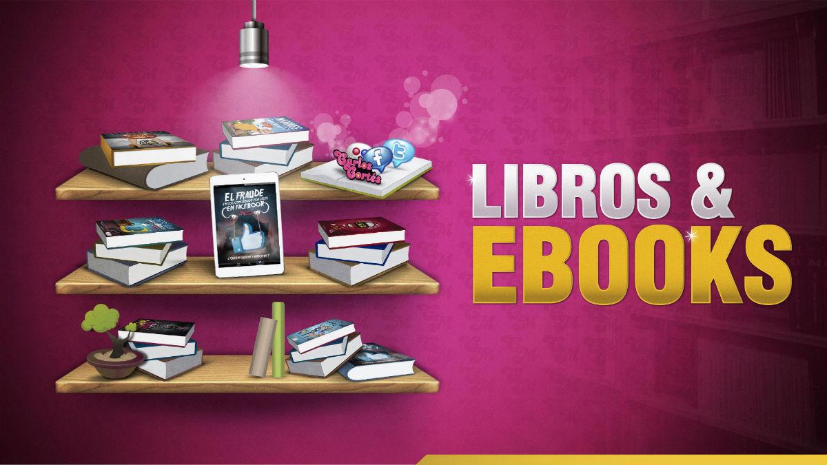Libros e Ebook de Carlos Cortés Academy