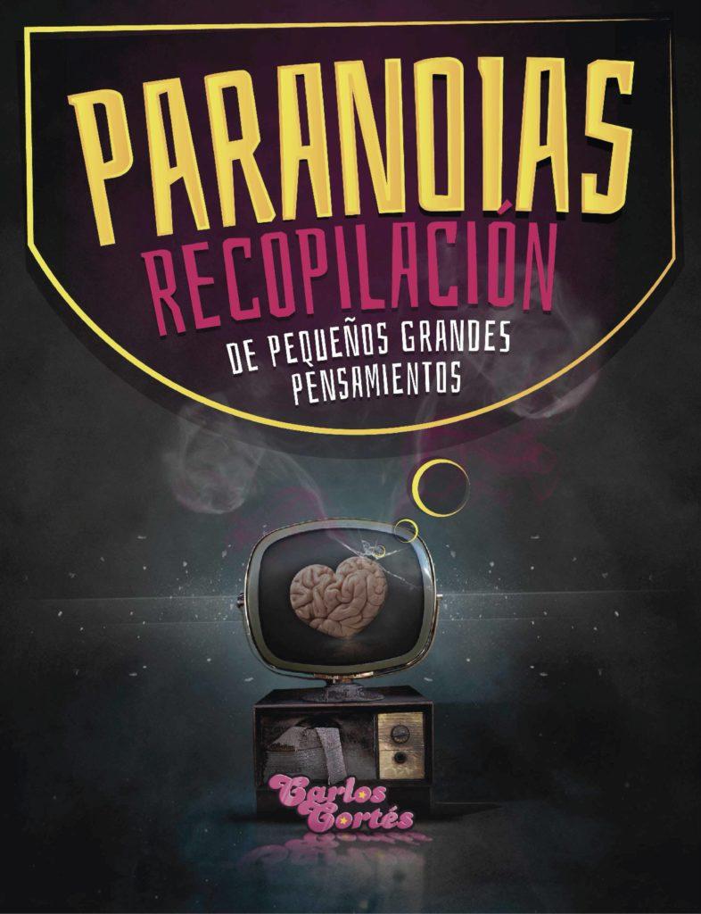 Ebook Paraoias de Carlos Cortés