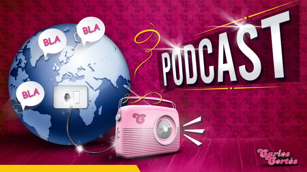 Podcast de marketing digital Carlos Cortés Agencia