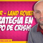 JAguar Land Rover Entrevista social media