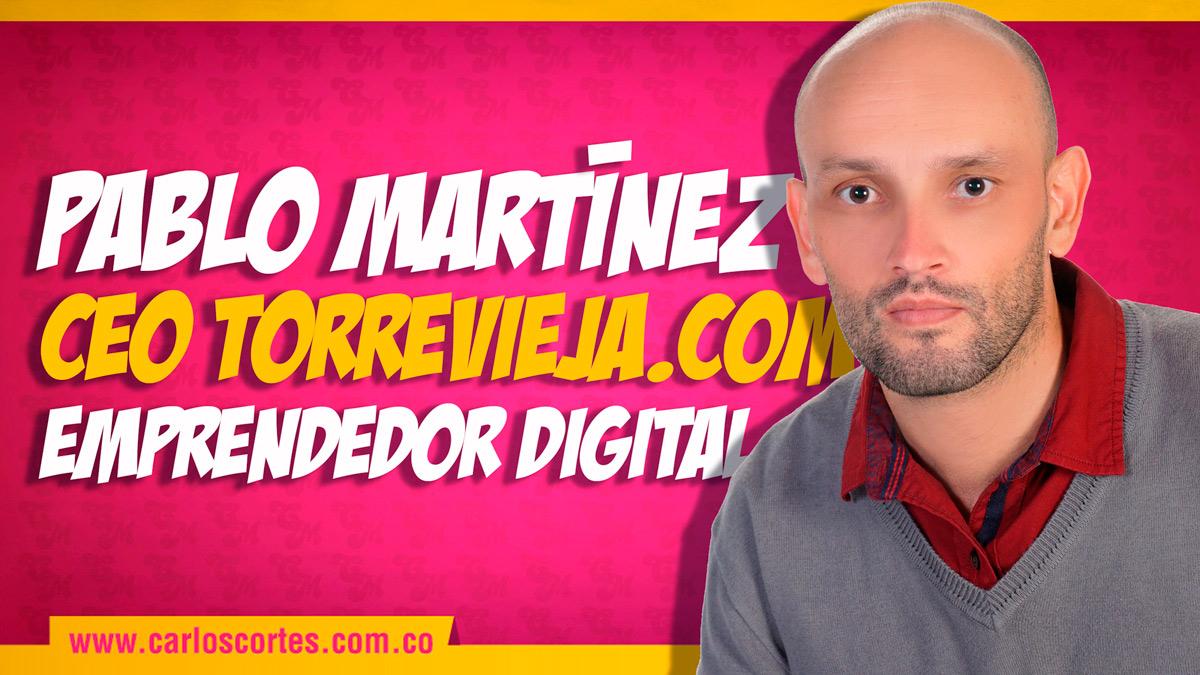 Entrevista a Pablo Martínez CEO de Torrevieja.com