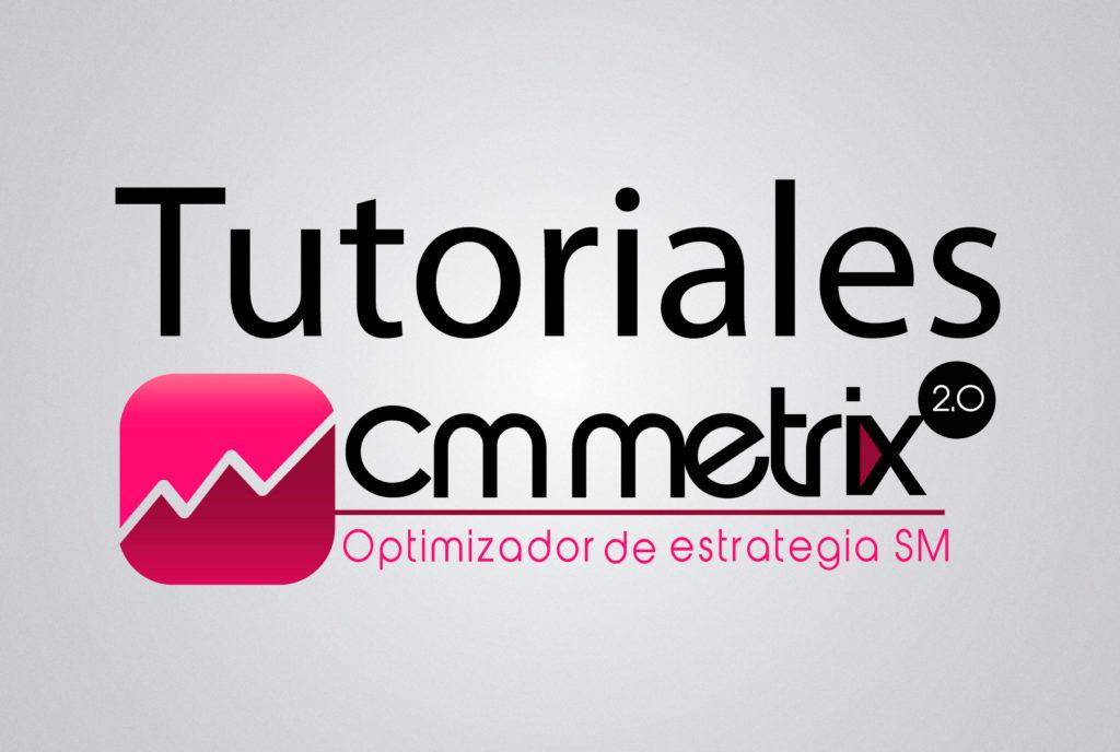 Tutoriales de CM Metrix