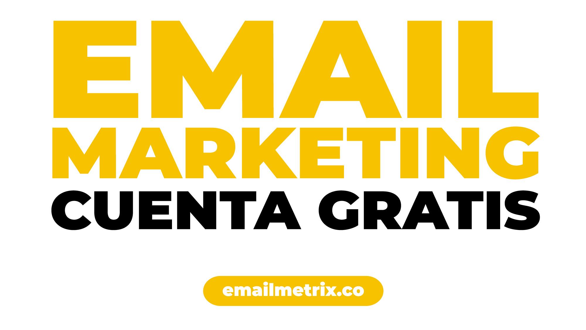 Email Metrix Email Marketing Gratis