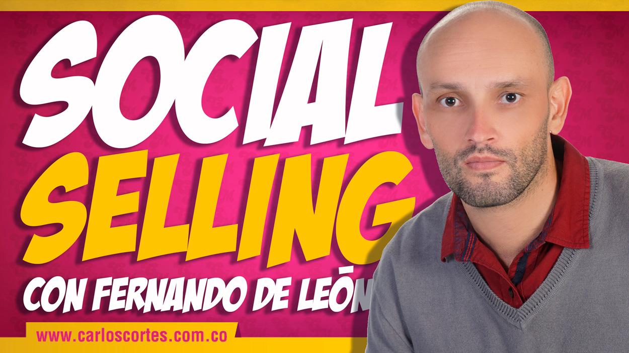 Social Selling con Fernando de León